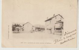 Ain DIVONNE LES BAINS Avenue De La Gare (carte Pionnière) - Divonne Les Bains