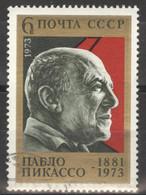 Sowjetunion 4199 O Picasso - Gebraucht