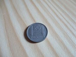 Algérie - 20 Francs Turin 1949.N°2301. - Algeria