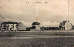 LG25325  WISSANT  LA PLAGE - Other Municipalities
