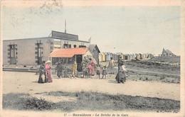 BERNIERES SUR MER - La Brèche De La Gare - Andere Gemeenten
