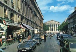 PARIS - Jaguar, Rolls Royce, 2 CV - La Madeleine - Turismo