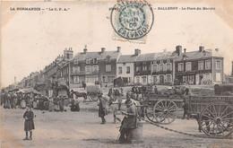 BALLEROY - La Place Du Marché - Other Municipalities