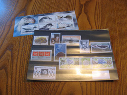 TAAF ANNEE COMPLETE 2009 SANS CARNET VOYAGE NEUVE** LUXE FACIALE 21,41 EUROS - Unused Stamps