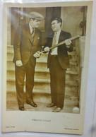 Harold Lioyd-real Photo Postcard--1931 - Donne Celebri