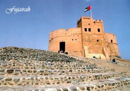 1 AK Emirat Fujairah * Das Um 1550 Erb. Fort Von Der Hauptstadt Fujairah - Gehört Zu Den Vereinigten Arabischen Emiraten - United Arab Emirates