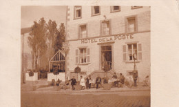 ROCHEFORT / HOTEL DE LA POSTE / CARTE PHOTO - Rochefort