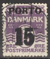 Dänemark Porto 32 O - Postage Due