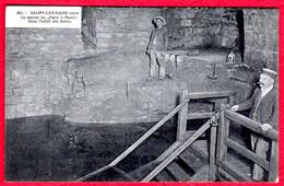 39 SALINS-les-BAINS - La Source Du Puits à Muire Sous L'hotel Des Bains - Altri Comuni