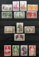 INDOCHINE 1943 - Lot NEUF*/MH - 250 + 251 + 252 + 253 + 255 + 260 + 261 + 264 + 265 + 269 Et 263A RARE (CV 18,50 EUR) - Ungebraucht