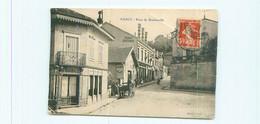 Cpa -  Nancy  -  Rue De Boudonville      , Animée      A1085 - Nancy