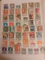 Timbres Des Colonies Principalement OBL - Collezioni (senza Album)