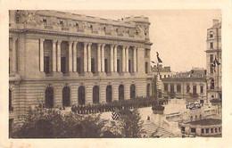 MILITARIA - ROUMANIE Romania - BUKAREST Bucarest Hauptwache / Garde Principale - CPA 1918 - Rumänien Roemenië - Regiments