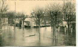- 94 -VAL-de-MARNE-    -   LA VARENNE-Inondation 1910- LA Rue Du Succes Et St-Hilaire Submergés - Otros Municipios