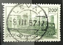TR334 Gestempeld LEVAL - 1942-1951