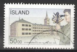 Island 757 O - Gebraucht