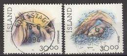 Island 798/99 O - Gebraucht