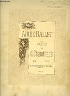 AIR DE BALLET - CHAMINADE C. - 0 - Musik
