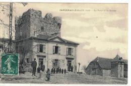 CPA   CAPDENAC Le HAUT   La Tour Et La Mairie - Other Municipalities