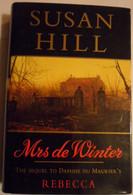 Mrs De Winter. The Sequel To Daphne Du Maurier's - Other