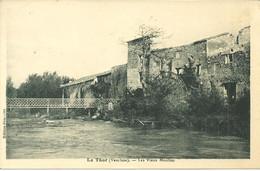 CPA 84 LE THOR / LES VIEUX MOULINS - Otros Municipios