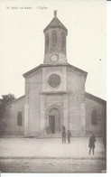 24 - SIDI-BEL-ABES - L'EGLISE (  Animées  ) ALGERIE - Sidi-bel-Abbès