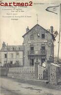 """RARE CPA : SAINT-QUAY PENSION DE FAMILLE """" BEAUREGARD """" SAINT-QUAY-PORTRIEUX ? HOTEL AUBERGE 22 BRETAGNE - Saint-Quay-Portrieux"""