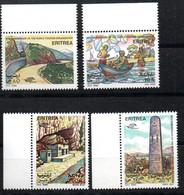 Eritrea Érythrée 47 - 50 Mnh, World Tourism - Eritrea