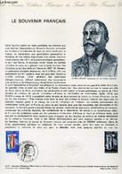 DOCUMENT PHILATELIQUE OFFICIEL N°12-77 - LE SOUVENIR FRANCAIS (N°1927 YVERT ET TELLIER) - COLLECTIF - 1977 - Lettres & Documents