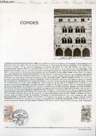 DOCUMENT PHILATELIQUE OFFICIEL N°11-80 - BASTIDE DES CORDES (N°2081 YVERT ET TELLIER) - DURRENS C. - 1980 - Lettres & Documents