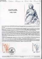DOCUMENT PHILATELIQUE OFFICIEL N°12-83 - RAPHAEL 1483-1520 (N°2264 YVERT ET TELLIER) - HALEY C. - 1986 - Lettres & Documents