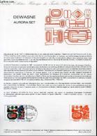 DOCUMENT PHILATELIQUE OFFICIEL N°11-83 - DEWASNE AURORA-SET (N°226 YVERT ET TELLIER) - BEQUET PIERRE - 1983 - Lettres & Documents