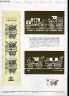 DOCUMENT PHILATELIQUE OFFICIEL N°14BIS-86 - CARNET BRISKA (N°BANDE-CARNET YVERT ET TELLIER) - DURRENS C. - 1986 - Lettres & Documents