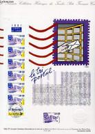 DOCUMENT PHILATELIQUE OFFICIEL N°12BIS-91 - CARNET JOURNEE DU TIMBRE - LE TRI POSTAL (N°2689 YVERT ET TELLIER) - CAMBOLI - Lettres & Documents