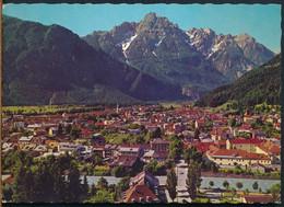 °°° 25707 - AUSTRIA - LIENZ - DOLOMITENSTADT MIT SPITZKOFEL °°° - Lienz