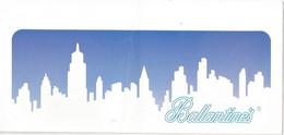 BALLANTINES/FINEST SCOTCH WHISKY/TICKET ENTREE GALA RICHARD ANTHONY 1986 - Biglietti D'ingresso