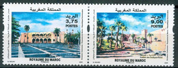 MOROCCO MAROC MAROKKO Emission Commune Royaume Du Maroc - République Dominicaine 2021 - Marokko (1956-...)