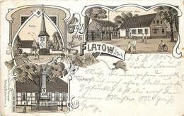 ALLEMAGNE - Gruss Aus Flatow   ( Alle-65) - - Bottrop