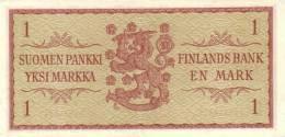 FINLAND  P. 98a 1 M 1963 UNC - Finland