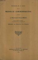 CEREMONIE DE LA REMISE DE LA MEDAILLE COMMEMORATIVE OFFERTE AU PROFESSEUR HENRI BREUIL . - COLLECTIF - 1939 - Religion