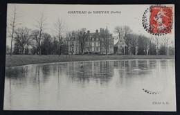 Nauvay - Le Chateau - Autres Communes