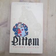Pittem Gesigneerd Valere Arickx Met Kaart 248 Blz 1951 - History