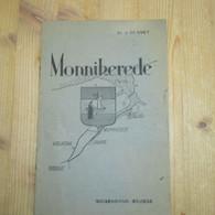 Monnikerede Een Verdwenen Zeestad Van Het Zwin 1941 Rare - Geschichte