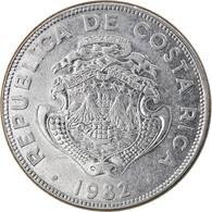 Monnaie, Costa Rica, 2 Colones, 1982, TTB, Stainless Steel, KM:211.1 - Costa Rica