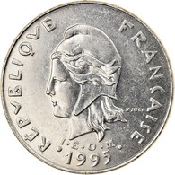 Monnaie, French Polynesia, 20 Francs, 1995, Paris, TTB, Nickel, KM:9 - French Polynesia