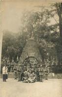 KOBLENZ COBLENCE CARTE PHOTO MONUMENT GENERAL MARCEAU HONNEUR ARMEE SAMBRE ET MEUSE - Koblenz