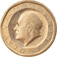 Monnaie, Norvège, Olav V, 10 Kroner, 1983, TB+, Nickel-brass, KM:427 - Norway