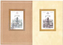 DDR GDR RDA - 750 Jahre Berlin (MiNr: ETB 2/1986) 1986 - Siehe Scan - FDC: Ersttagsblätter