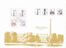 DDR GDR RDA - Wasserwirtschaft (MiNr: ETB 1/1986) 1986 - Siehe Scan - FDC: Ersttagsblätter