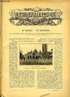 A TRAVERS LE MONDE N° 47 - A Venise - En Gondole, Les Marines Marchandes En 1900, Psychologie De L'interprète En Indo-Ch - Altre Riviste